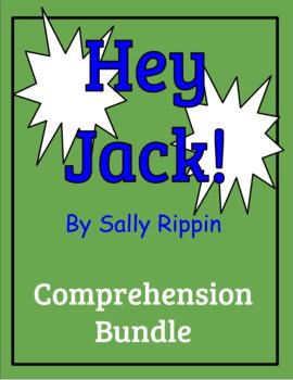 Hey Jack! Comprehension Questions Growing Bundle