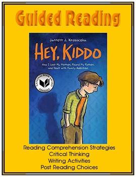 Hey, Kiddo - Guided Reading