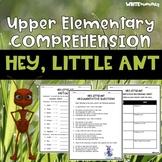 Hey, Little Ant Activities