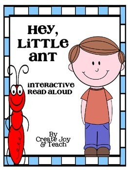 Hey Little Ant Interactive Read Aloud
