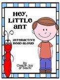 Hey Little Ant Interactive Read Aloud