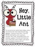 Hey Little Ant Mini Unit