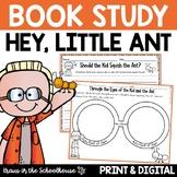 Hey Little Ant Activities | TpT Digital Activity Distance