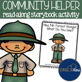 Community Helper Storybook for Early Elementary Career Education 2