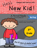 Compare and Contrast with Hey, New Kid! {Novel Study}