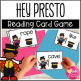 Magic E Word Game {Hey Presto!}