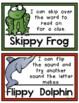 Hey Readers! Mini Poster Set for Reading Strategies: Kindergarten & First Grade