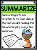 Hey, That's My Monster - Summarize and Comment Comprehension Lesson