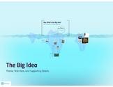 Hey, What's the Big Idea? Prezi Slide PDF version and Link