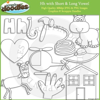 H Short and Long Vowel