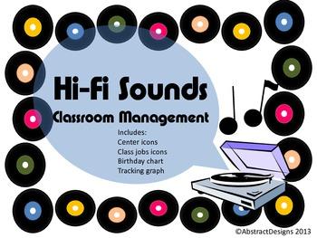 Hi-Fi Sounds Management Set