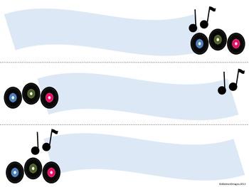 Hi-Fi Sounds Name Plates