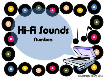 Hi-Fi Sounds Numbers (100's Chart and Calendar)