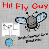 Hi! Fly Guy  Activities Book Companion