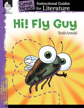Hi! Fly Guy: An Instructional Guide for Literature (Physical book)