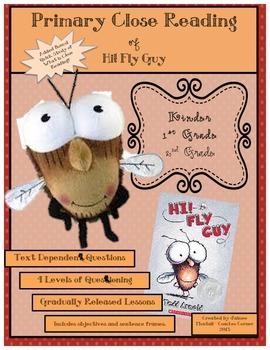 Close Reading Primary Unit: Hi Fly Guy!