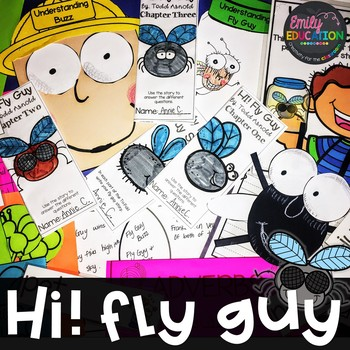 Hi! Fly Guy Journeys 1st Grade Activities Lesson 29
