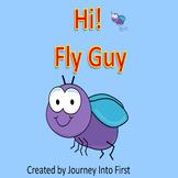Hi! Fly Guy Unit 6 (Journeys Reading Series)