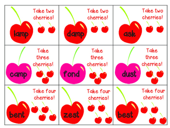 Hi Ho Cherry-O - Blends