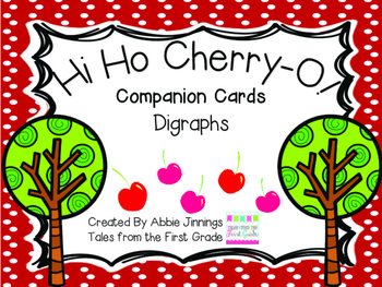 Hi Ho Cherry-O - Digraphs