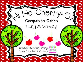 Hi Ho Cherry-O - Long A Variety
