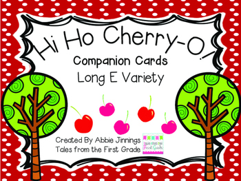 Hi Ho Cherry-O - Long E Variety