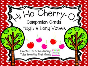 Hi Ho Cherry-O - Long Vowels Magic e