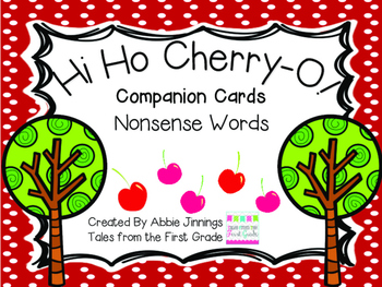 Hi Ho Cherry-O - Nonsense Words