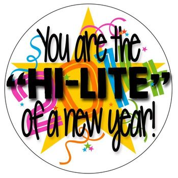 """*UPDATED* """"Hi-Lite of the New Year"""" Treat"""