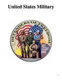Hi-Lo Book:  United States Military for Social Studies