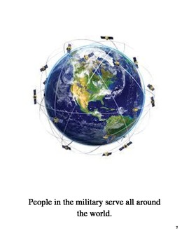 Hi-Lo Book:  United States Military for Social Studies