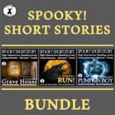 Hi Lo Fiction Passages Struggling Readers Halloween