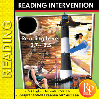 Hi/Lo Readers: Stories & Activities (Reading Level 2.7-3.5) - Enhanced