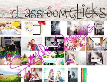 BUNDLE Images 21-40: Hi Res Images for Bloggers & Teacherpreneurs
