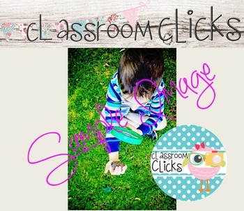 Child w/ Magnifying Glass Image_44: Hi Res Images for Bloggers & Teacherpreneurs