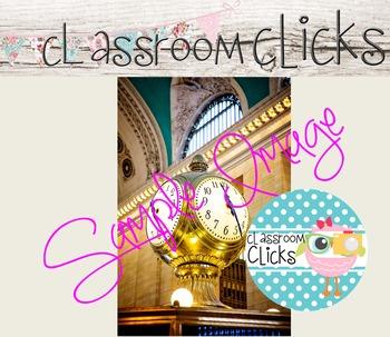 Grand Central Clock Image_104: Hi Res Images for Bloggers & Teacherpreneurs