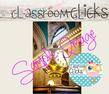 Grand Central Clock Image_104: Hi Res Images for Bloggers