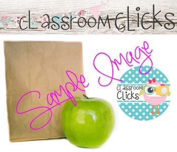 Green Apple Sack Lunch Image_54: Hi Res Images for Bloggers & Teacherpreneurs