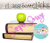 Green Apple on Books Image_57: Hi Res Images for Bloggers & Teacherpreneurs