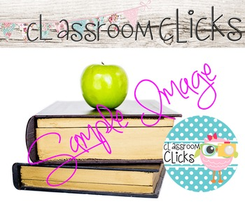 Green Apple on Books Image_57: Hi Res Images for Bloggers & Teacherpreneurs