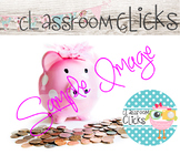 Money Coins Piggy Bank Image_94: Hi Res Images for Bloggers & Teacherpreneurs