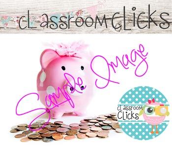 Money Coins Piggy Bank Image_94: Hi Res Images for Bloggers & Teacherpreneurs