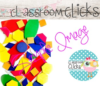 Shapes Pattern Blocks Image_96: Hi Res Images for Bloggers