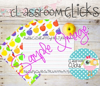 Styled ABCs Apples Image_51: Hi Res Images for Bloggers & Teacherpreneurs