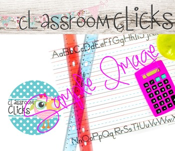Stylized Back to School Image_59: Hi Res Images for Bloggers & Teacherpreneurs