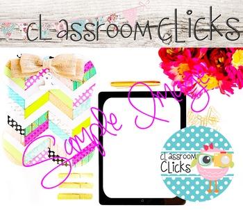 Stylized iPad Tablet Desk Image_22: Hi Res Images for Bloggers & Teacherpreneurs
