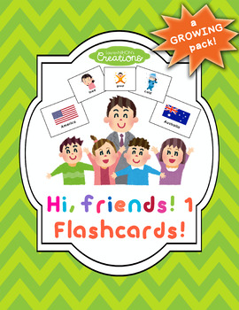 Hi, friends! 1 flashcards! GROWING PACK!