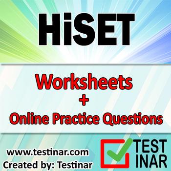 hiset math worksheets online hiset math practice. Black Bedroom Furniture Sets. Home Design Ideas