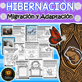 Hibernación, Migración y Adaptación.