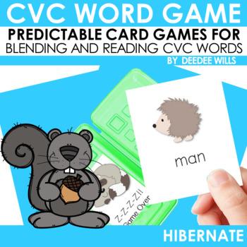 Hibernate! A CVC Memory Match and Game